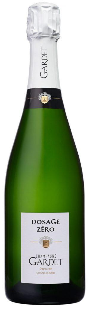 Champagne Gardet Dosage Zéro, de la Collection Extra-Brut de la Maison Gardet