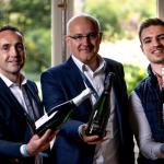 Dégustation de Champagne pour l'article Terre de Vins