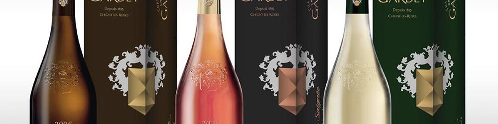 Collection Prestige Champagne Gardet, évolution des packaging vers des coffrest plus respectueux de l'environnement